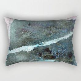 Continental Drift Rectangular Pillow