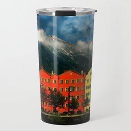 Innsbruck houses Travel Mug