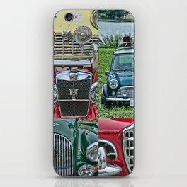 European Autos iPhone Skin