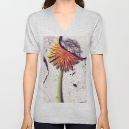 Death Of Beauty Unisex V-Neck