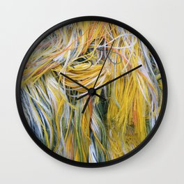 Space Time Wall Clock