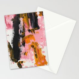 comprehensible confusion Stationery Cards