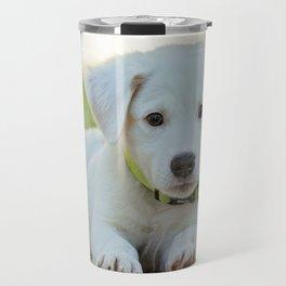 Poppy   Chiot Travel Mug
