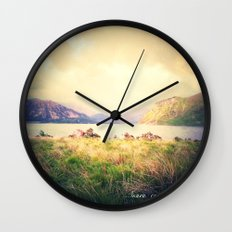 ...Here Come the Sun Wall Clock