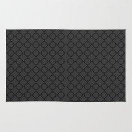 pentagon pattern 1-1  Rug