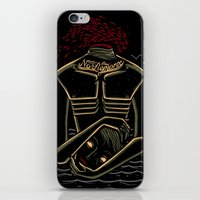 camus iPhone & iPod Skins featuring the stranger - camus by miles to go