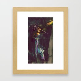Miasma Framed Art Print