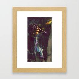 Miasma Framed Art Print
