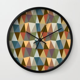 Pete's Safari Wall Clock