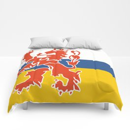 Flag of Dutch Limburg Comforters