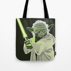 Yoda of Star Wars Tote Bag
