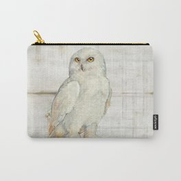 SnowOwl Carry-All Pouch