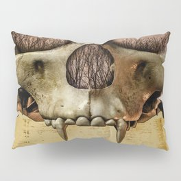 In The Eyes Of The Vampire Pillow Sham