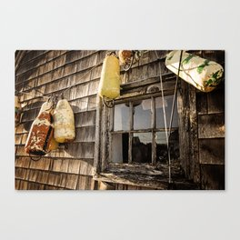 EAST Canvas Print