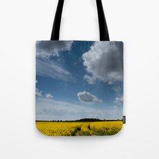 Blue Sky Thinking Tote Bag