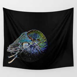 Nautilus Wall Tapestry