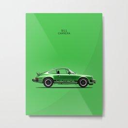 911 Carrera Metal Print