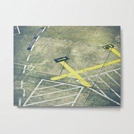 12STEP Metal Print