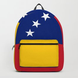 Venezuela Flag Backpack