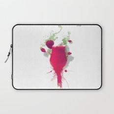 Sorbet fraises chantilly painting colors fashion Jacob's Paris Laptop Sleeve