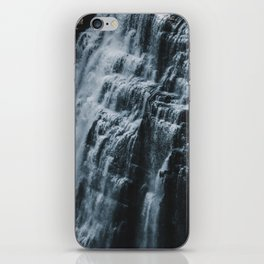 Middle Letchworth Falls iPhone Skin