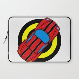 Sport car print design Laptop Sleeve