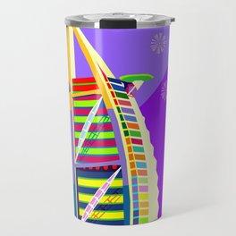 Al buruj Tower Travel Mug