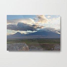 Ararat Metal Print