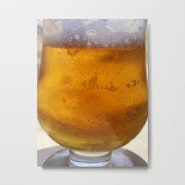Amstel Beer Metal Print