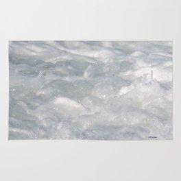TEXTURES: Laguna Beach Sea Foam #1 Rug