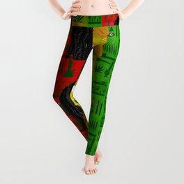 Cleopotra Reggae #1 Leggings