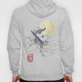 The Great Grey Wolf Sifkami Hoody
