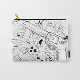 Murderous humanity Carry-All Pouch