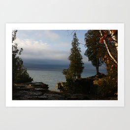 Door County Art Print