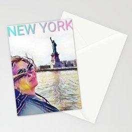 NEW YORK TRAVELER Stationery Cards