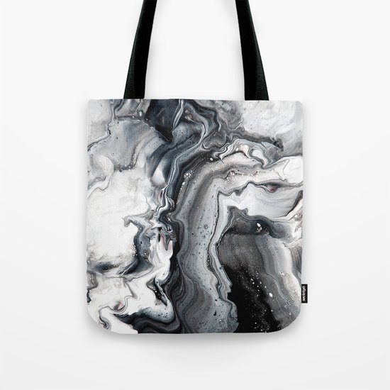 Marble in the Water Tote Bag
