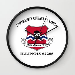 St Louis University Wall Clock