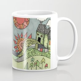 Finding Home Coffee Mug