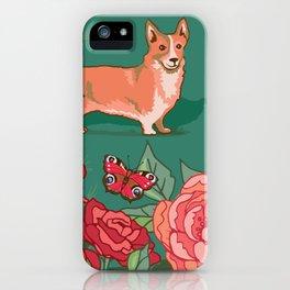 Windsor Rose Garden iPhone Case