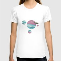 50s T-shirts featuring Bon voyage by flirst
