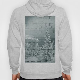 Winter collage Hoody