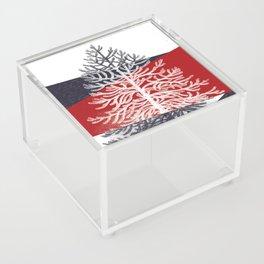 Tree Silhouette II Acrylic Box