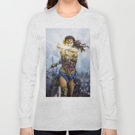 W Woman Rafart Long Sleeve T-shirt