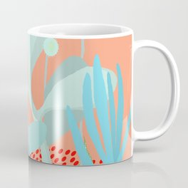 Succulents in the sunshine Coffee Mug