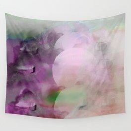 Moon Rising Wall Tapestry