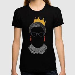 RBG Ruth Bader Ginsburg Drawing T-shirt