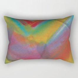 Ana: Cotton 1 Rectangular Pillow