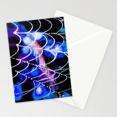 Spider Love Blues Stationery Cards