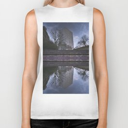 Birmingham Canals #5 Biker Tank