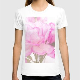 Light Pink Blend Rose #1 #floral #decor #art #society6 T-shirt